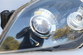 08-09 Saturn Astra Headlight Head Light Lamps SET L&R =>POLISHED image 5