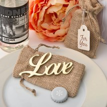 shabby chic Gold Love Bottle opener from fashioncraft  - $4.99