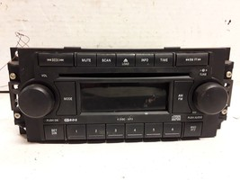 04 05 06 07 08 09 Dodge Chrysler Jeep AM FM 6 disc CD radio receiver P05... - $55.43