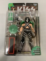 KISS Peter Criss Ultra Action Figure - McFarlane Toys 1997 New Sealed - $11.36
