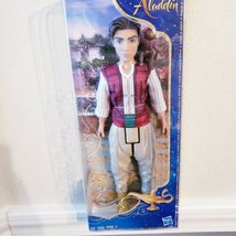 *DISNEY Aladdin* Fashion Boy Doll & Abu Monkey Figure 2019 Live Action M... - $17.82