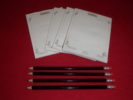 2008 Cranium Board Game Replacement Pencils & Note Pads ONLY - $13.98