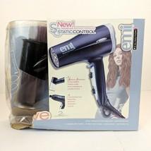 REMINGTON EMI AIRWAVE Ionic Ceramic Hair Dryer w Airwave Attachment New ... - $59.39