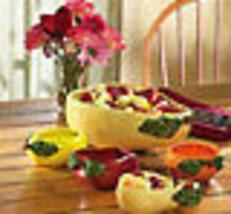 Fruit Salad Serving Bowls