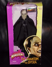 "1998 Universal Studios Monsters The Phantom Of The Opera 12 "" Figure New... - $41.99"