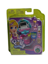 Polly Pocket Micro Compact Living Room Set W6 - $28.10