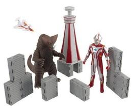 Ultra City Series 02 Ultraman Mebius VS Gomorrah - $95.73