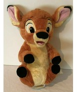 """Disney Parks Babies Bambi Baby Deer Plush 11"""" Stuffed Animal Brown - $9.99"""