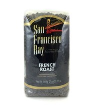 San Francisco Bay Coffee Whole Bean, French Roast, 32 Ounce (Pack of 2) - $77.22