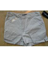 Xhilaration Cargo Shorts Size 7 Peeble Stone Be... - $14.69