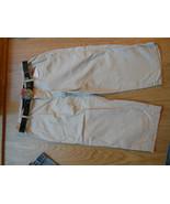 nobo No boundries Ladies Khaki Capri Sz 7 Pants... - $16.82