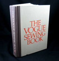 Vogue Sewing Book 1st Edition 1970 Patterns Patricia Perry Hardcover No Sleeve - $24.99