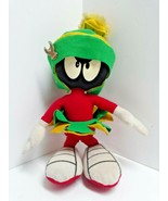 """Marvin the Martian Plush Toy Applause  Looney Tunes 9"""" Harley Davidson Pin - $12.86"""