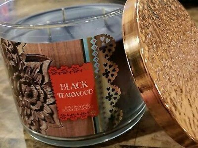 Bath & Body Works 3-wick Candle Limited Edition rare hard to find scent 14.5 oz image 8