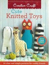 Cute Knitted Toys You Can Knit-Patterns - $9.46
