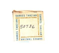 LOT OF 4 NEW SARKES TARZIAN 50T36 SEMICONDUCTORS image 3