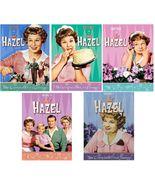 Hazel The Complete Series Seasons 1-5 20-Disc Set DVD Brand New Sealed  - $54.50