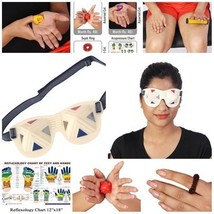 9X Alfa Multi Energy Eye Care With Pyramids for Natural Eye Relaxation A... - $21.97