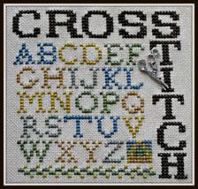 Cross Stitch Word Play cross stitch chart Hinzeit - $7.20