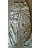 USMC DESERT MARPAT MCCUU PANTS TROUSERS SMALL REGULAR DIGITAL CAMO  UTIL... - $49.49