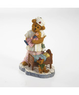 "Boyds Bearstone ""Annie Nursley and Her Lil' Friends""  #4016614- 1E- NIB-... - $44.99"