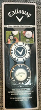 Callaway Golf Dual-Mark Poker Chip With Magnetic Ball Marker - $7.99