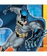 Batman Heroes Villains Luncheon Napkins 16 ct - $5.22