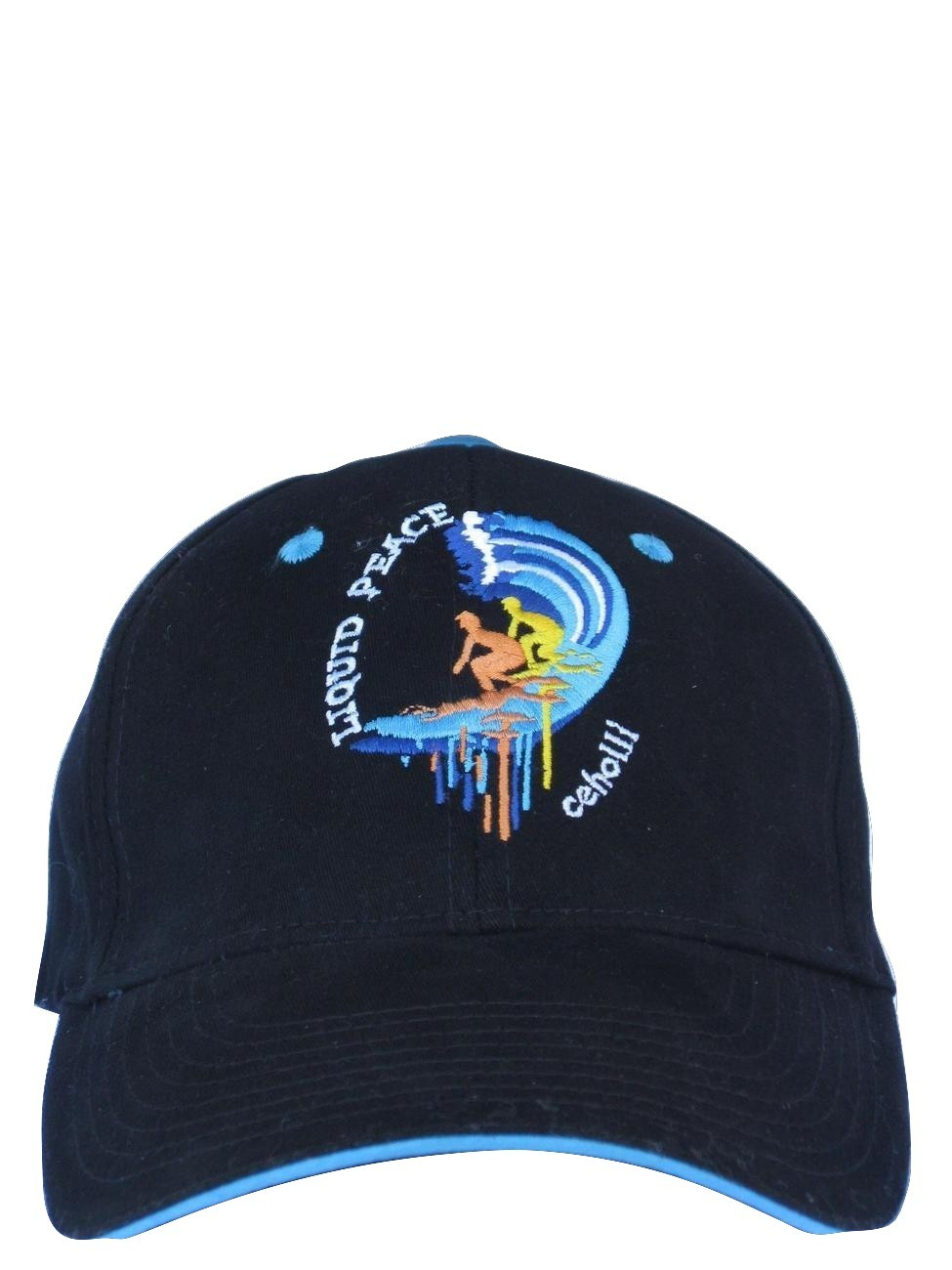 Liquid Peace Low Profile, StretchFit, Embroidered Cap