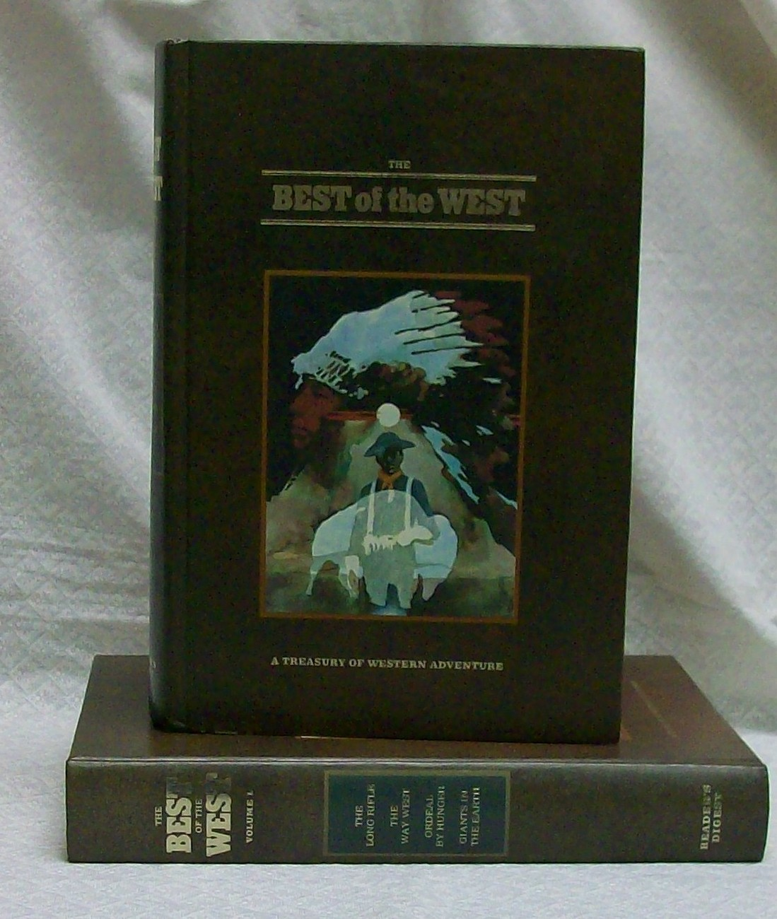 The Best of the West 2 Vols.