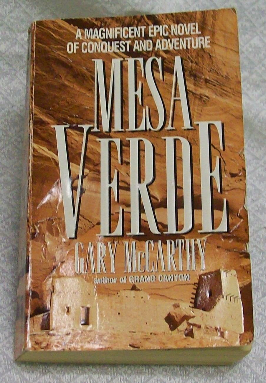 Mesa Verde, by McCarthy, Gary Signed