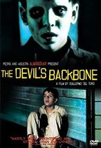 The Devil's Backbone DVD - $2.95