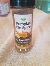 1.25 oz Supreme Tradition Pumpkin Pie Spice  Seasoning - $12.82