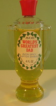Avon Collectibles 1971 World's Greatest Dad - $5.85