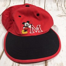 Mickey Mouse Hat Walt Disney World Baseball Cap Size Youth Adjustable - $16.97
