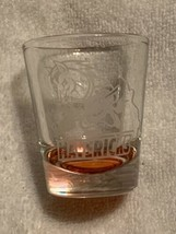 Minnesota Mavericks Minnesota State University Hockey Shot Glass Great Shape! - $12.95