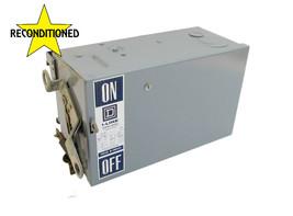 Square D PQ3603 (Ser. 1-3) 30 Amp 600 Volt 3P3W Fusible Busway Switch Bus Plug - $200.00