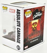 Funko Pop! Marvel Absolute Carnage PX Exclusive Deluxe Bobble Head Figure #673 image 3