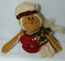 Hannas Handiworks 27148 Stretch Gingerbread Man 3 Set Christmas Ornament image 3