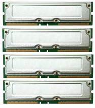 DELL DIMENSION XPS B600R 1GB 4X256MB RDRAM RAMBUS MEMORY KIT TESTED