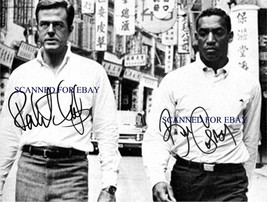 ROBERT CULP AND BILL COSBY AUTOGRAPHED 8x10 RP PHOTO I SPY CAST - $13.99
