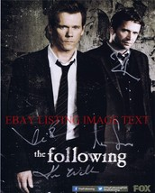 THE FOLLOWING CAST SIGNED AUTOGRAPHED 8x10 RP PHOTO KEVIN BACON JAMES PU... - $15.99