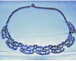 Silver stick necklace4 thumb155 crop