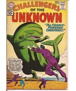 DC Challengers Of The Unknown #20 The Cosmic Powered Creatures  Super-Team - $19.95