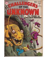 DC Challengers Of The Unknown #22 The Thing In Challenger Mountain Super... - $16.95