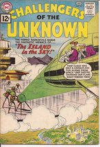 DC Challengers Of The Unknown #23 The Island In The Sky Super-Team - $11.95