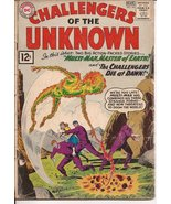 DC Challengers Of The Unknown #24 The Challengers Die At Dawn Super-Team - $5.95