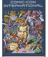 SDCC 2004 Souvenir Book Godzilla Anniversary Jack Kirby Buck Rogers Creepy - $6.95