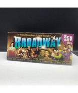 BROADWAY 8 CD SET musicals 154 original recordings South Pacific Carouse... - $29.65