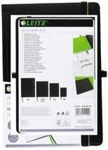 Leitz Cahier A5, 160 Pages, Pages Blanches, 2 Marque-Pages, Complete, No... - $55.73