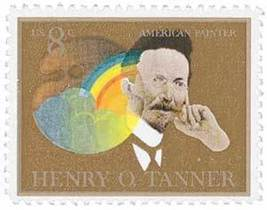 1973 8c Henry O. Tanner, American Painter Scott 1486 Mint F/VF NH - $0.99